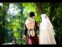 Свадебные ритуалы 80-е НАЗАД В СССР Шербургские зонтики на Scandalli super 6