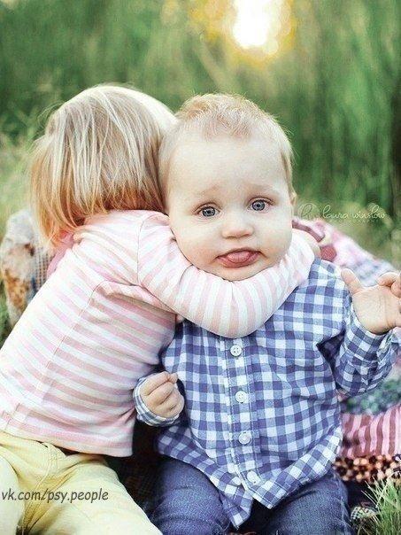 Терпи мужик - это любовь :-)))