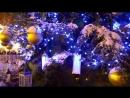 Неоновый Новый год 2018 на Софийской площади, Киев