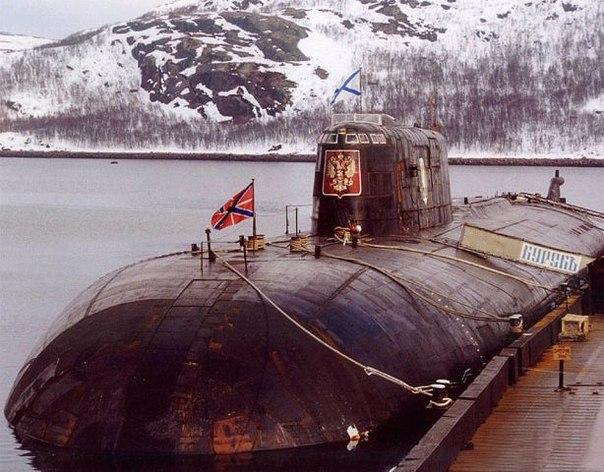 """АПЛ """"Курск"""" EI-6-anx99k"""