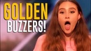 TOP 5 INCREDIBLE GOLDEN BUZZER Auditions America's Got Talent 2018 | BEST MOMENTS EVER