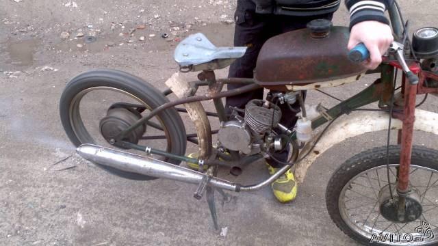 В придачу: Двигатель Д6