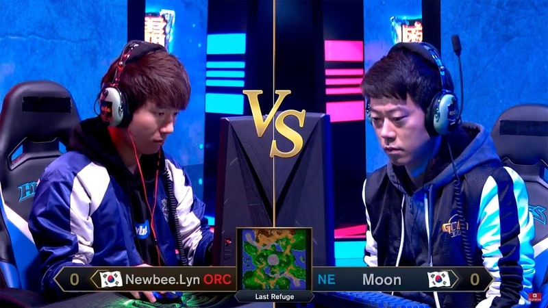WGL 2018 1/2 с Майкером: Lyn vs Moon