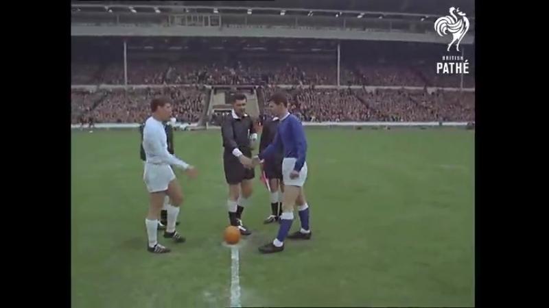 Кубок Англии - 1965-1966. Финал. Эвертон - Шеффилд Уэнсдей
