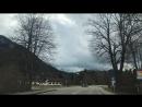 Road to Schloss Neuschwanstein