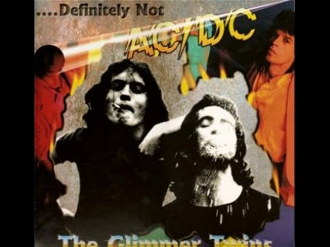 AC/DC - Definitely Not The Glimmer Twins (Bootleg 1977)