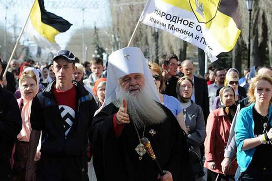 64I4espSAE0 Aggressive neo paganism of modern Russia and its threats
