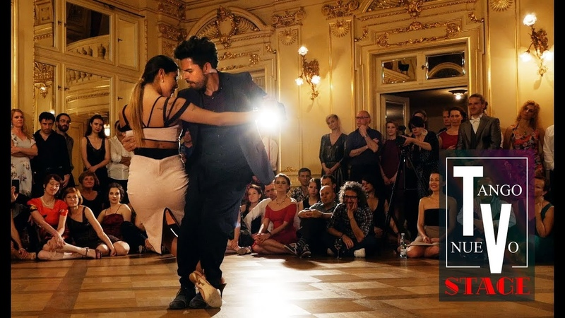 Majo Martirena Rodrigo Fonti - Krakus Aires Tango Festival (1/4)