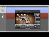 Metal Drums Superior Drummer Preset Arthur Amity - On The Endless Shore