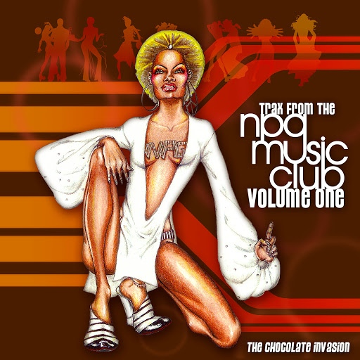 Prince альбом The Chocolate Invasion (Trax From The NPG Music Club Volume One)