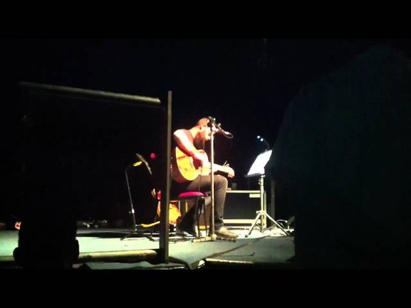 John Dyer Baizley - Mtns. (The Crown and Anchor) (live acoustic in Adelaide, Australia)