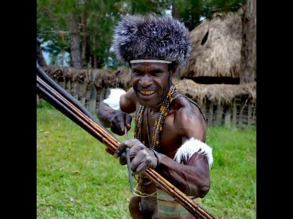 Папуа Новая Гвинея — West Papua