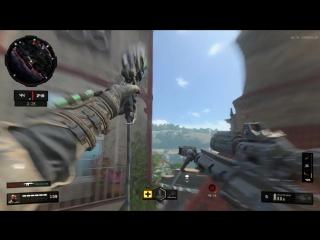 Insane quickscope BO4 over wall across map. Black Ops 4 beta