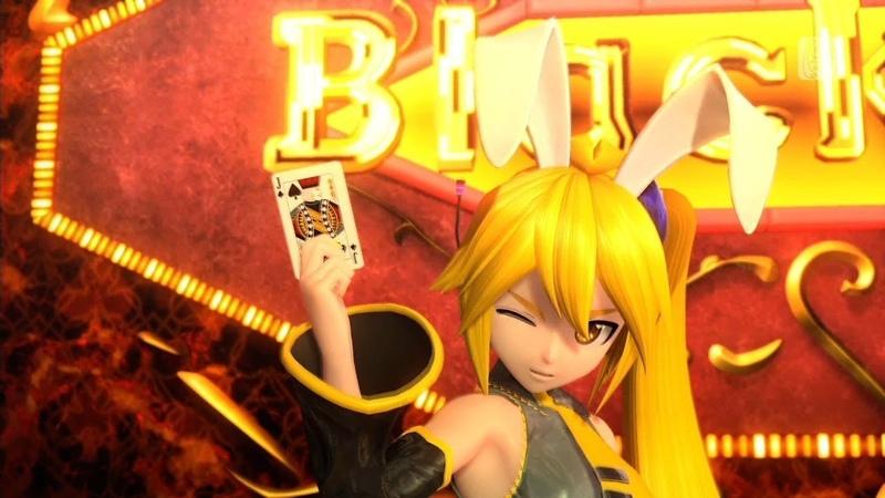 VSQx Akita Neru V4X 亞北ネル V4X Blackjack VOCALOID Cover カバー Project Diva Future Tone