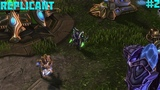 StarCraft 2 Replicant (Репликант) Хрупкий союз (RUS) #2
