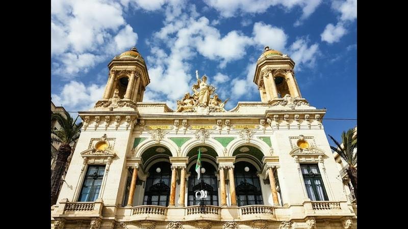 Oran, L'Opéra ♥ وهران الأوبرا