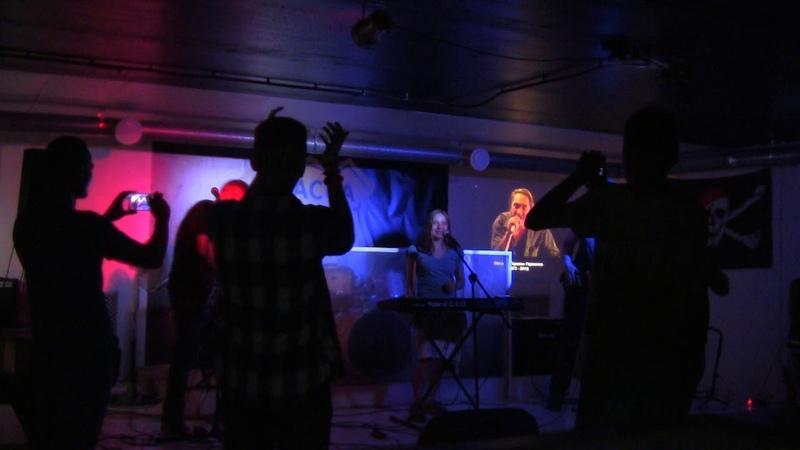 КомпромиС - Концерт в клубе Трасса 36 11.08.18. г. Воронеж