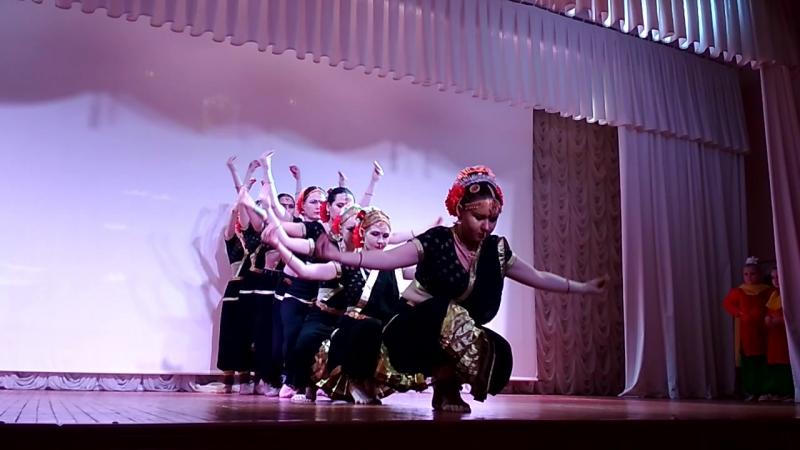 Концерт Назад в Индию2