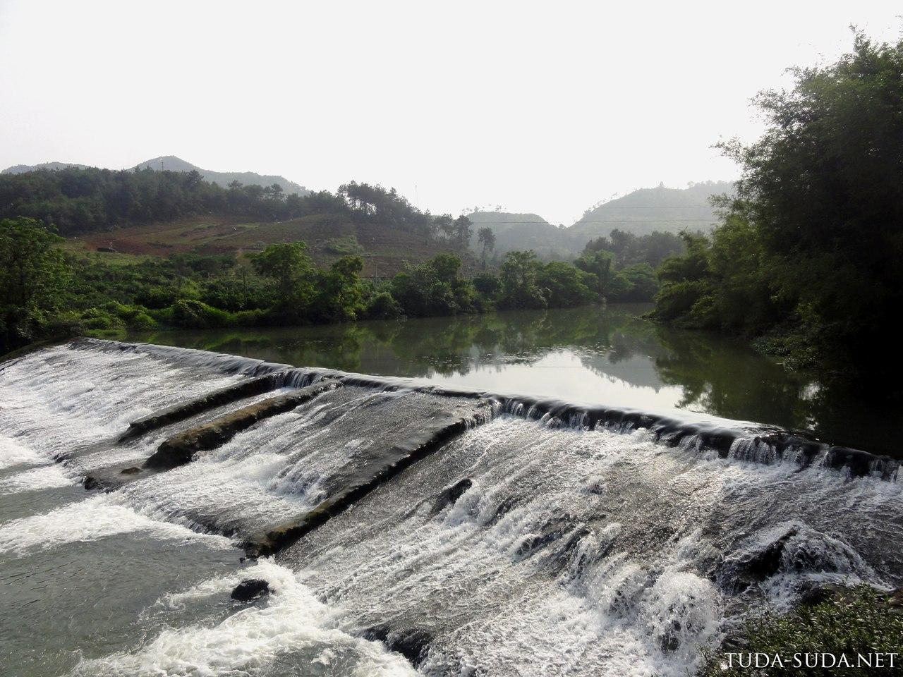 Река, Яншо