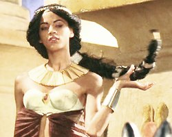Голая царица египта