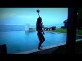 OLGA SEREBRO dancing!