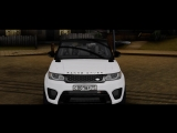 Range Rover SVR Sport. Rave MTA.