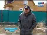 На грани эвакуации из-за подтопления жители Хомутово в Иркутском районе