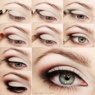 как наносить основу под макияж лореаль