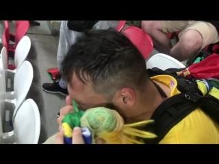 Томер савойа после матча