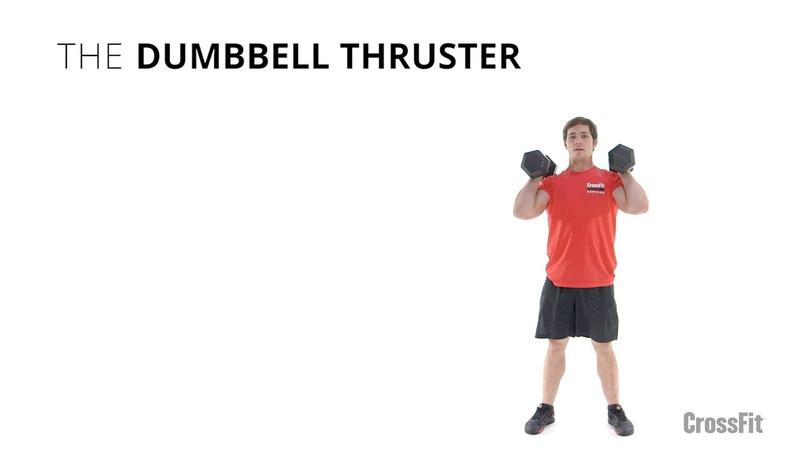 The Dumbbell Thruster