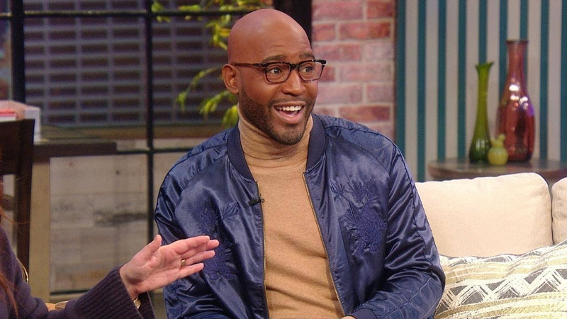 Queer Eyes Karamo Brown Gives Advice On Sister Fights, Breaking Up With Friends More