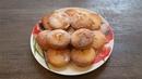 Творожные кексы с апельсиновыми цукатами