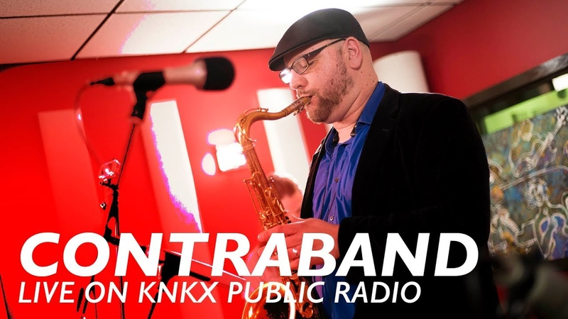 Contraband | Full Performance On KNKX Public Radio