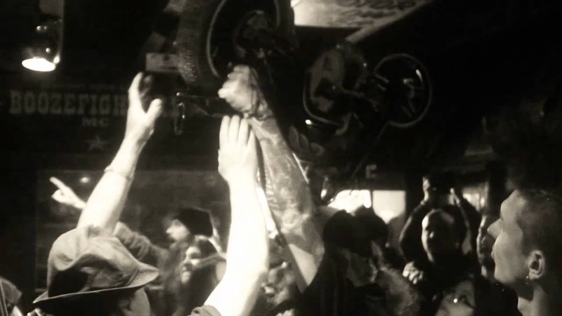 Sexy Girls Dancing Rock n Roll ! Desperado By GUN SALOON ESPECIAL