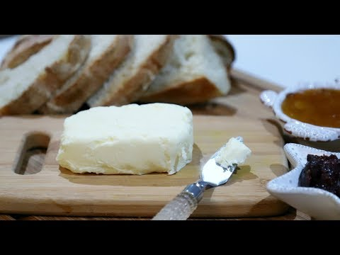 Ինչպես Պատրաստել Տնական Կարագ - Homemade Butter - Heghineh Cooking Show in Armenian