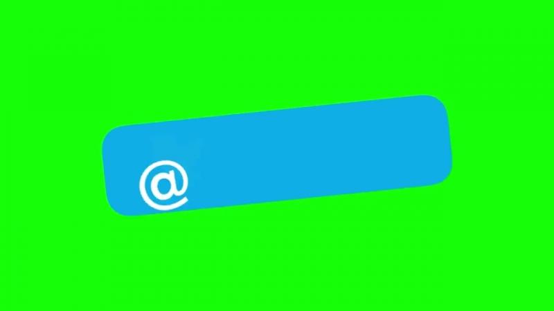 Subscribe Notification Bell Social Media Greenscreens
