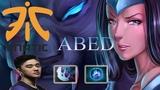 Fnatic.Abed Mirana Carry Абед играет на керри Миране Dota 2 TOP MMR