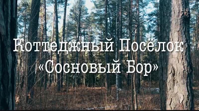 КП Сосновый Бор 2018
