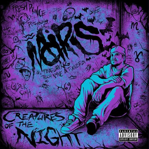 Mars альбом Creatures of the Night (feat. Tech N9ne & Twiztid)