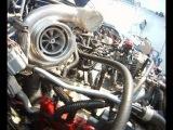 1000 horsepower hp Subaru WRX STi (65 psi GT45R) walk around review