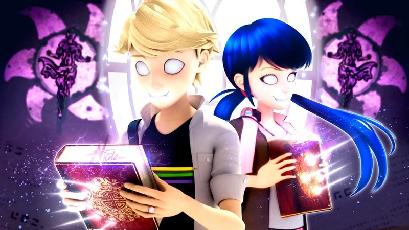 ABSOLUTE POWER OF MIRACULOUS BOOK! | Speededit Miraculous Ladybug and Cat Noir HD
