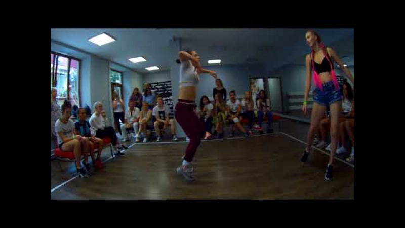 LEVEL UP BATTLE/ DANCEHALL / 1/4 / NATA vs MEGAN