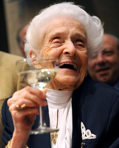 Как делать открытия в собственной спальне, получить Нобеля и дожить до 103 лет: Рита Леви-Монтальчини