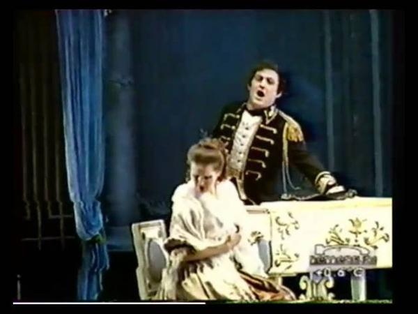 Ария Германа из оперы Пиковая дама Виктор Пищаев