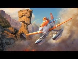 Самолеты: Огонь и вода (Planes: Fire and Rescue) 2014 Семейный мультфильм США - Тизер
