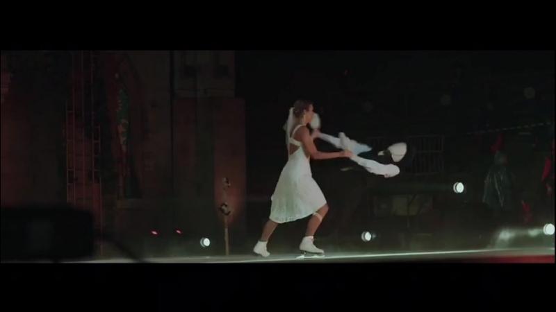 Ледовое шоу Ильи Авербуха Ромео и Джульетта в Вероне