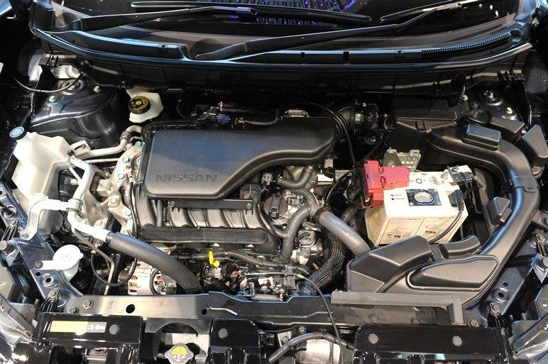 2-литровой мотор Nissan X-Trail 2014
