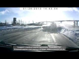 ДТП Танк на трассе, Нижний Тагил ДТП! Авария!