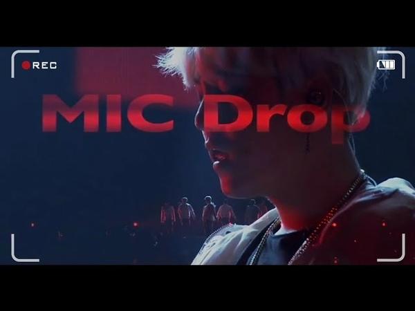 [BTS MEMORIES OF 2017] Live MIC Drop - BTS (방탄소년단)