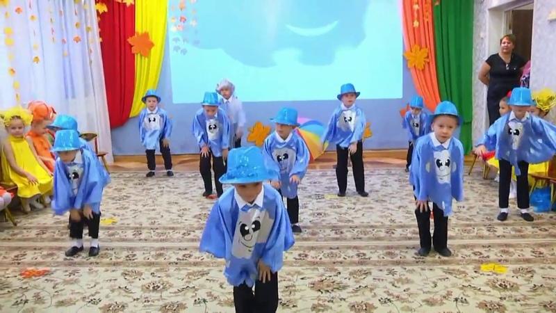 Виноватая тучка. Танец тучек (Видео Валерии Вержаковой, 2017)